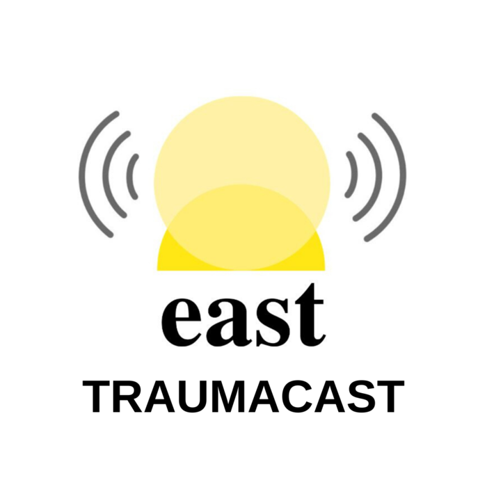 EAST Traumacast logo