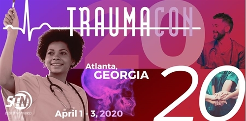 Society of Trauma Nurses Annual Meeting April 1-3, 2020 - Atlanta, Georgia