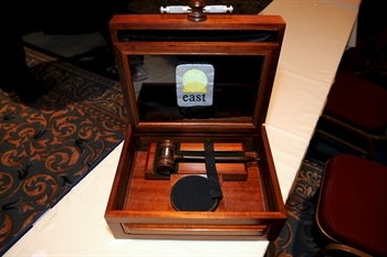 EAST Gavel Box